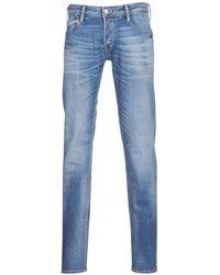Le Temps Des Cerises - 711 hommes Jeans en bleu - Lyst