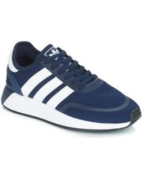 adidas V Racer 2.0 Cg5706 Men's Shoes (trainers) In Blue for
