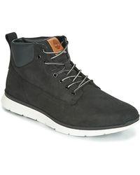 Timberland Hoge Sneakers Killington Chukka - Zwart