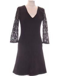 Etam Robe Courte 36 - T1 - S Robe - Noir