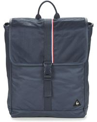 Le Coq Sportif Viliote Women's Backpack In Blue