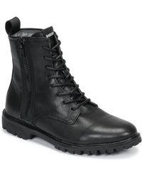 Blackstone Sl98 Mid Boots - Black