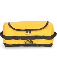 The North Face Base Camp Travel Canister - S Washbag - Yellow