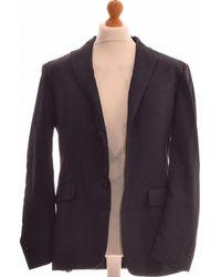 Mango Veste De Costume 40 - T3 - L Vestes de costume - Bleu
