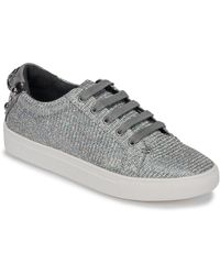 KG by Kurt Geiger Lage Sneakers Ludo - Metallic