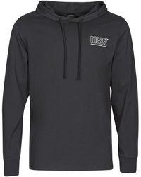 DIESEL Sweater Umlt-jimmy - Zwart