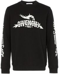 Givenchy BM700L30AF Sweat-shirt - Noir