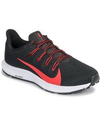 Nike Hardloopschoenen Quest 2 - Zwart