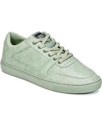 Sixth June Lage Sneakers Seed Essential - Groen