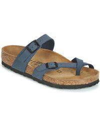 Birkenstock Slippers Mayari - Blauw