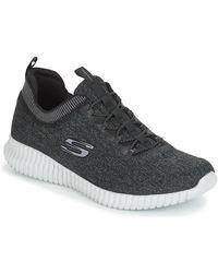 Skechers - ELITE FLEX HARTNELL hommes Chaussures en Noir - Lyst