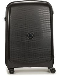Delsey Reiskoffers 72 Cm 4 Double Wheels Trolley Case - Zwart