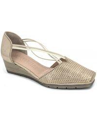 Hispanitas - Olaya Hv74961 Women's Sandals In Gold - Lyst