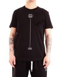 Iceberg 21EU1M0F08AP400 T-shirt - Noir