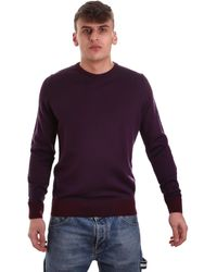 Navigare Pull NV10221 30 - Rouge