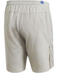 adidas Short Pantalón corto Ultra Saturday Two-in-One - Gris