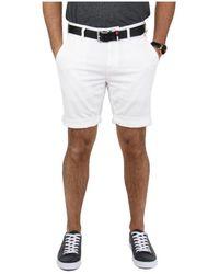 Tommy Hilfiger Bermuda ref_45698 Blanc Short