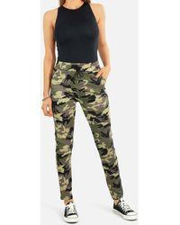Kebello Jogging camouflage de sport Taille : F Beige S Jogging - Neutre