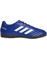 adidas Chaussures de foot EH1481 - Bleu
