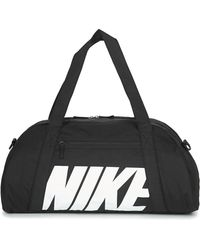 Nike WOMEN'S GYM CLUB TRAINING DUFFEL BAG - Negro
