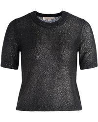 MICHAEL Michael Kors T-shirt à manches courtes - Noir