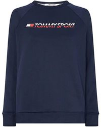 Tommy Hilfiger Damen Th Essential Charlot C-nk Ls Sweatshirt