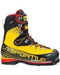La Sportiva - Nepal Cube Gtx Men's Walking Boots In Black - Lyst
