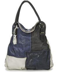 A.S.98 - Louzi Women's Handbags In Blue - Lyst