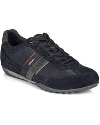 Geox Sneakers U Wells - Blu