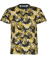 Versace Jeans Couture T-shirt Korte Mouw B3gza7s1 - Meerkleurig