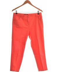 Burton Pantalon Droit Femme 40 - T3 - L Pantalon - Orange