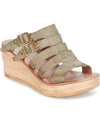 A.S.98 - Noa Women's Sandals In Beige - Lyst