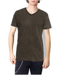Brian Brome 23/102-398 T-shirt - Vert