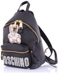 Moschino Mochila 76368210 - Negro