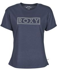 Roxy EPIC AFTERNOON WORD T-shirt - Bleu