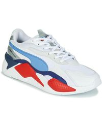 PUMA Lage Sneakers Rsx Bmw - Wit