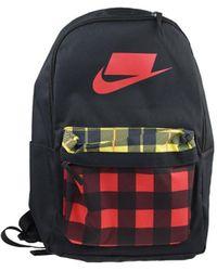 Nike Rugzak Heritage 2.0 Aop Backpack Ba5880-010 - Meerkleurig