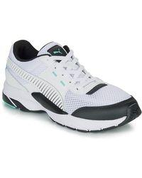 PUMA Lage Sneakers Future Runner Premium - Wit