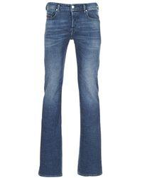 DIESEL - ZATINY hommes Jeans en bleu - Lyst