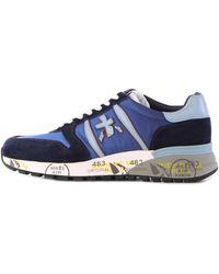 Premiata Zapatillas LANDER zapatilla de deporte hombre Azul