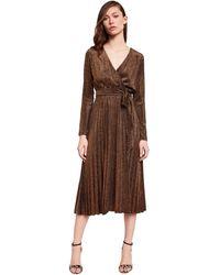 GAUDI Robe courte 921FD14001 - Marron
