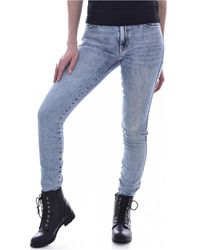 Guess W0YAJ3 D42L1 sexy curve Jeans - Bleu