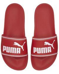 Sandales PUMA pour homme - Jusqu'à -25 % sur Lyst.fr