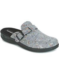 Romika - Village 365 Women's Slippers In Grey - Lyst