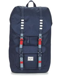 Herschel Supply Co. Rugzakken Little America - Blauw