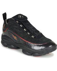Reebok Lage Sneakers Iverson Legacy - Zwart