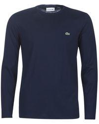 Lacoste TH6712 T-shirt - Bleu