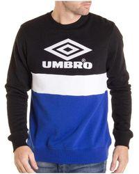 Umbro Sweat-shirt 687680-60 - Bleu