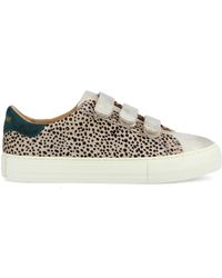 No Name Sneakers Chaussures Femme Arcade Straps - Naturel