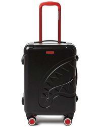 Sprayground Valise Sharkitecture Black Hand Baggage SPR9100CL - Noir